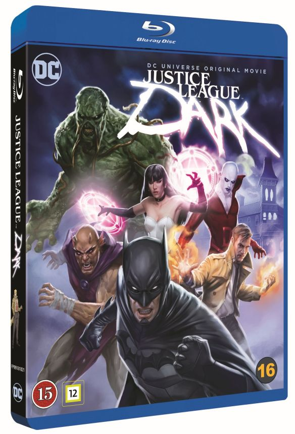 Justice League Dark BD3D
